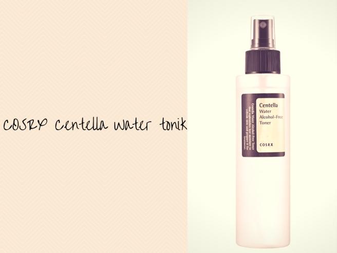 COSRX Centella Water - Teszt