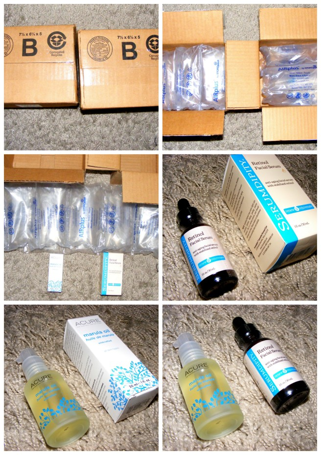 iherb unboxing