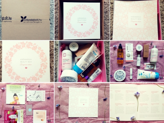 km beauty box