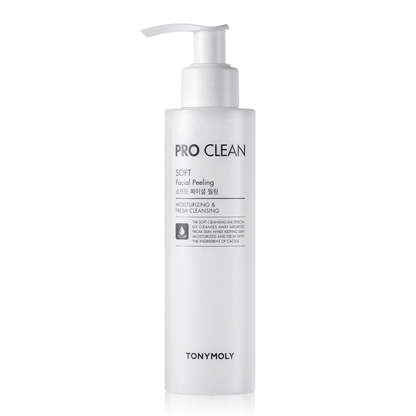 tonymoly_pro_clean_soft_facial_peeling_150ml