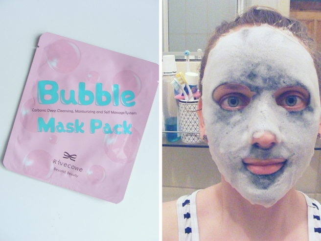 rivecowe bubble mask