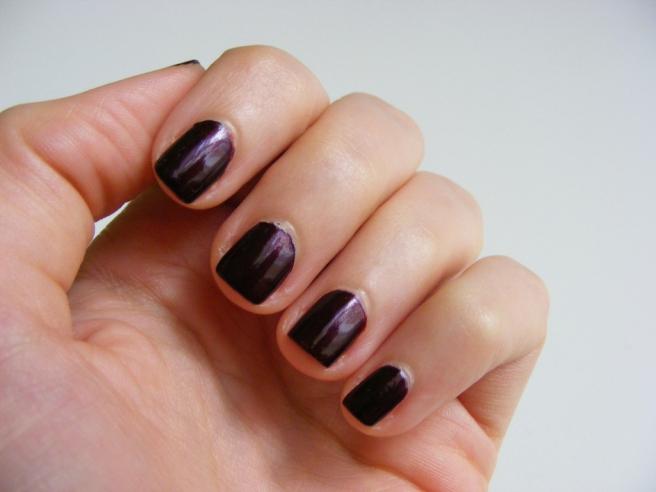 red tint violet vain