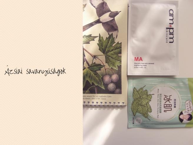 ázsiai savanyúságok